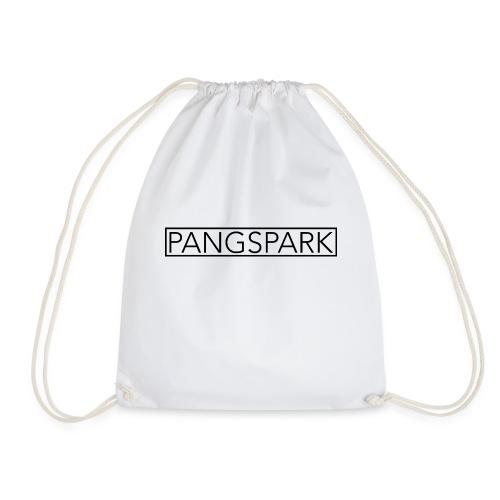 Pangspark T-Shirt Vit - Gymnastikpåse
