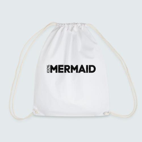 100%Mermaid - Turnbeutel