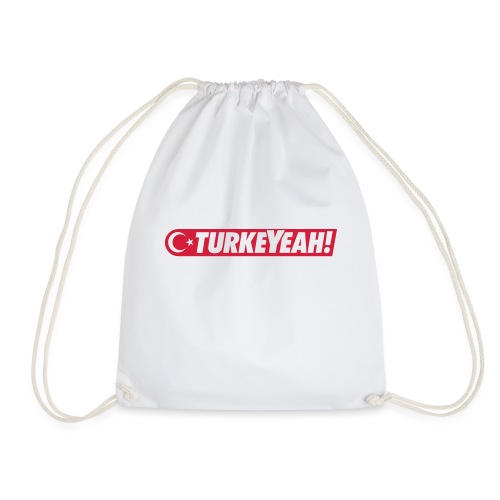 Turkeyeah! Official Logo - Turnbeutel