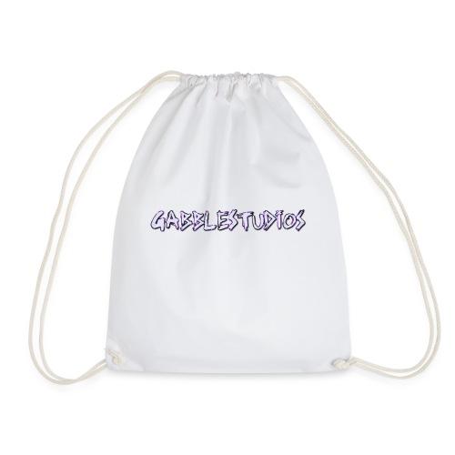 GabbleStudios Logo - Drawstring Bag
