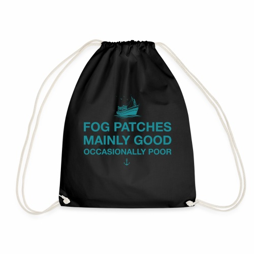 Fog Patches - Drawstring Bag