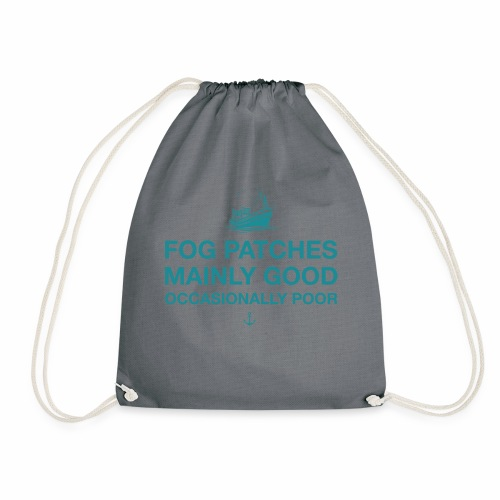 Fog Patches - Drawstring Bag