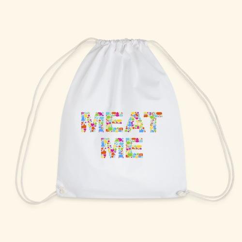 Meat ME - Turnbeutel