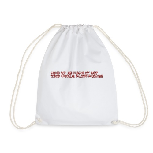 OUT THIS WORLD COLLECTION - Drawstring Bag