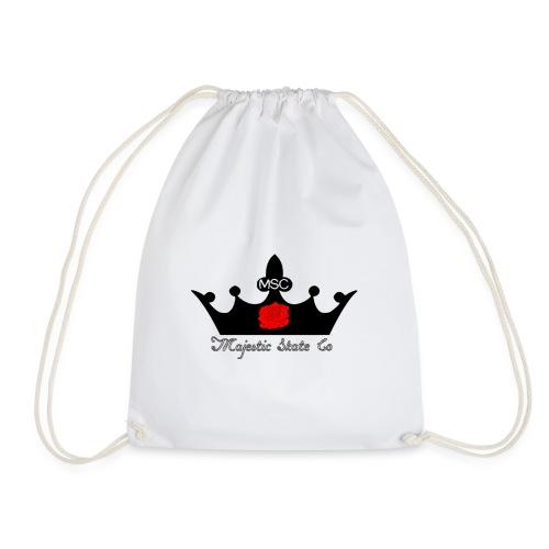 Majestic Skate Co Logo Large - Drawstring Bag