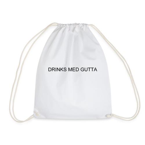 Drinks med gutta - Gymbag