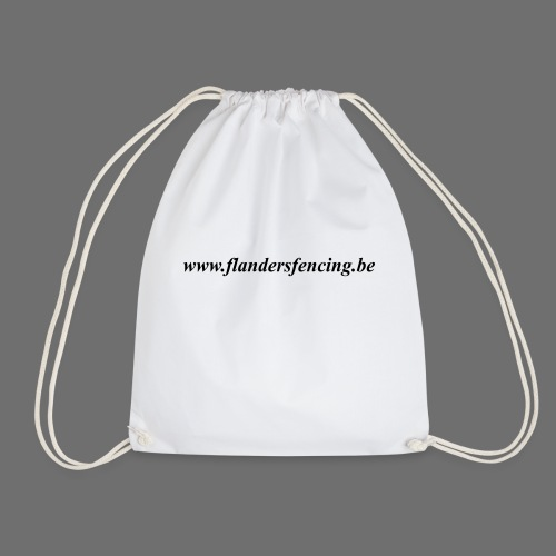 wwww.flandersfencing.be - Gymtas
