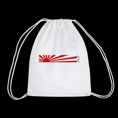 JDM flag design - Drawstring Bag