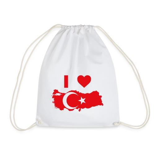 I LOVE TURKEY - Gymtas