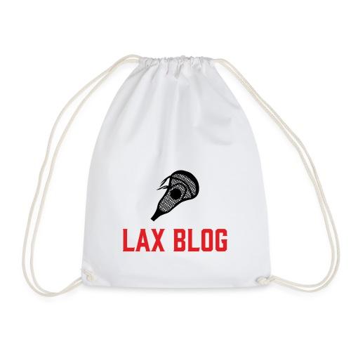 LaxBlog - Drawstring Bag