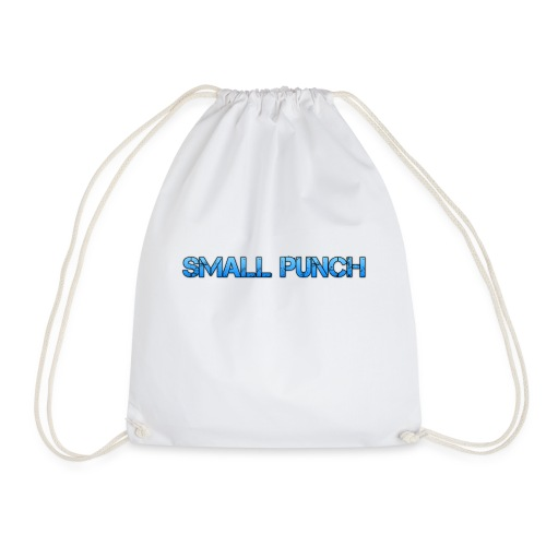 small punch merch - Drawstring Bag