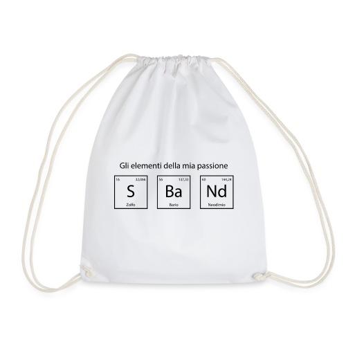 elementi chimici sband - Sacca sportiva