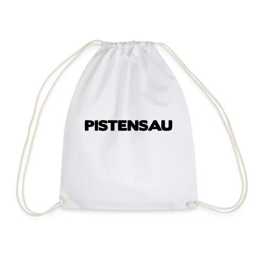 Ski Shirt Pistensau - Turnbeutel