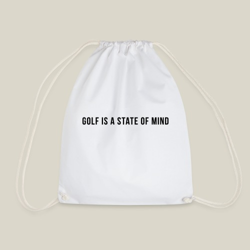 golf is a state of mind - Sacca sportiva