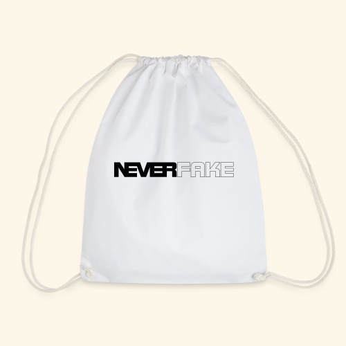neverfake - Turnbeutel