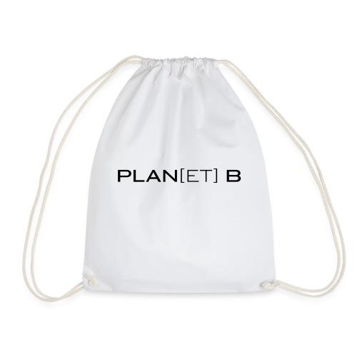 T-Shirt - Planet B - Turnbeutel