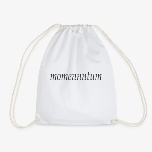 momennntum - Drawstring Bag