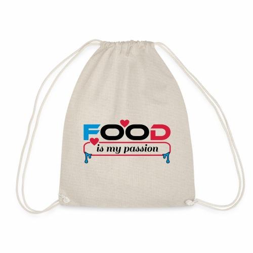 Food is my passion - Turnbeutel