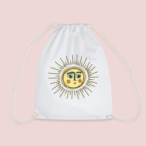 Sad Sun - Turnbeutel