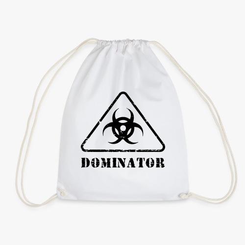 DOMINATOR - Turnbeutel