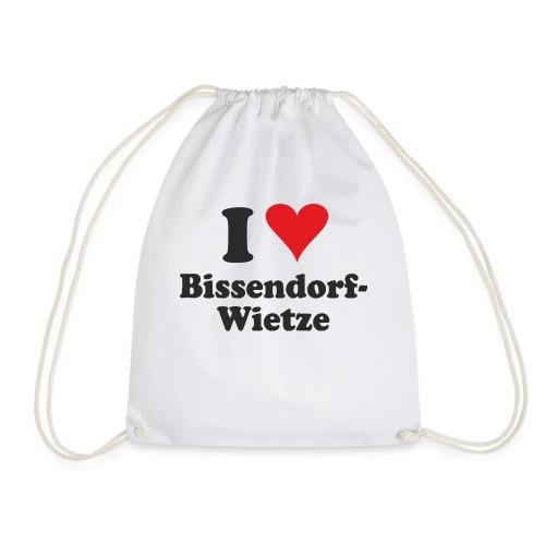 I Love Bissendorf-Wietze - Turnbeutel