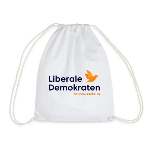 Logo Liberale Demokraten - Turnbeutel