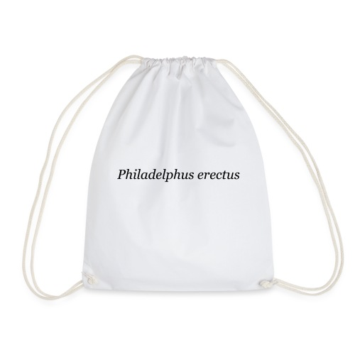Philadelphus 001 - Drawstring Bag