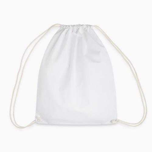 Snow White Dragon Sweatshirt - Drawstring Bag