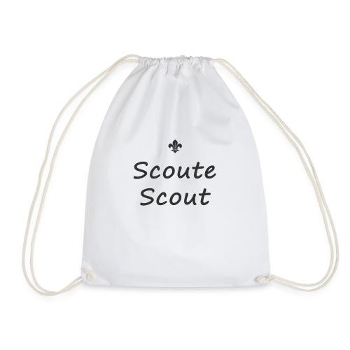 Stoute Scout - Gymtas