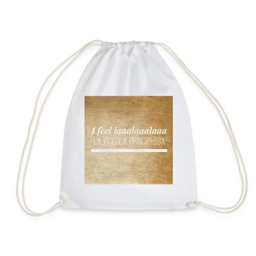 Eco Shopper - La Piccola Principessa- Feellaalaala - Gymtas