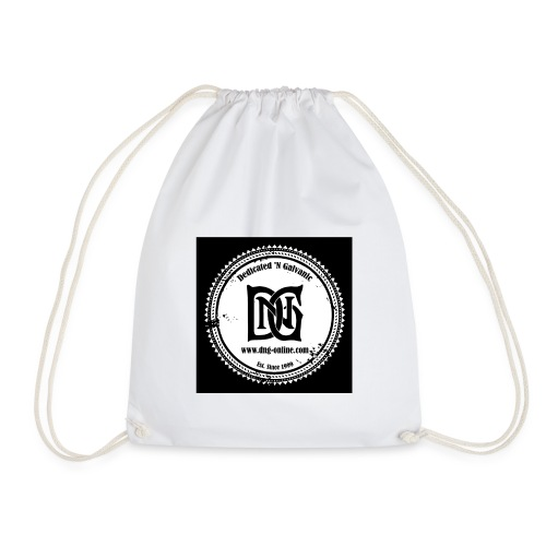 DNG SEAL WHITE - Drawstring Bag