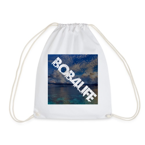 the design is chill. - Drawstring Bag