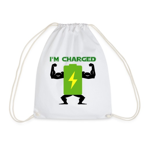 Battery charged - Mochila saco