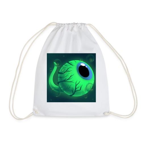 SamSepticEye01 - Drawstring Bag