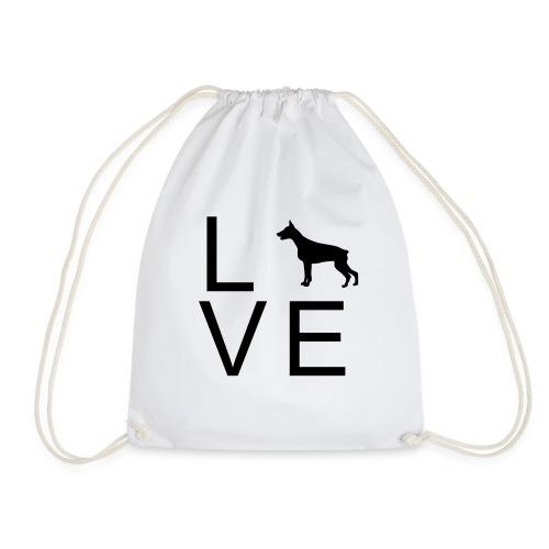 Dog Love 6 - Turnbeutel