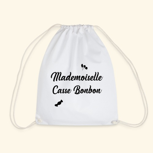Mademoiselle Casse bonbon - Sac de sport léger