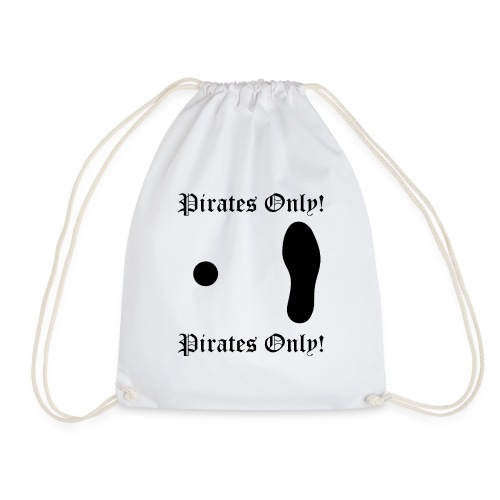 Pirates Only - Turnbeutel