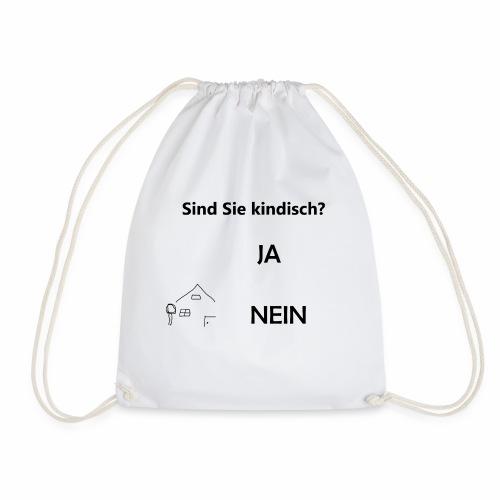 kindisch - Turnbeutel
