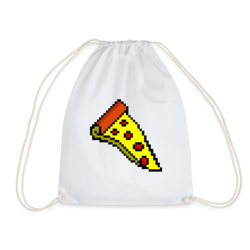 Pepperoni Pizza - Drawstring Bag