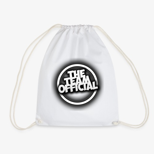 The Team Official Banner 2 - Drawstring Bag