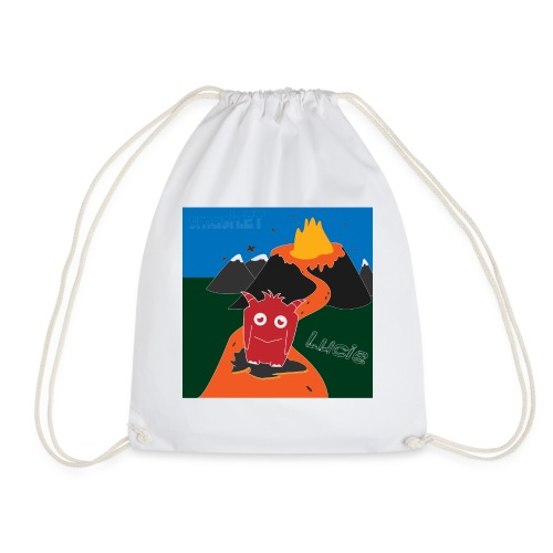 Inferno Lucie - Drawstring Bag
