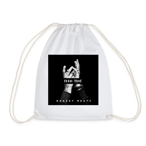 Love OUtta barz - Drawstring Bag