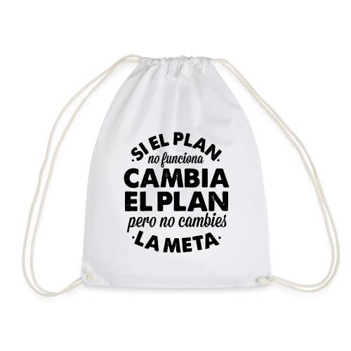 plan - Mochila saco