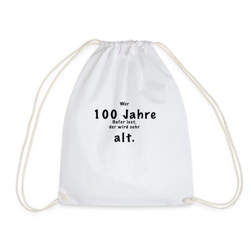 100 Jahre - Turnbeutel
