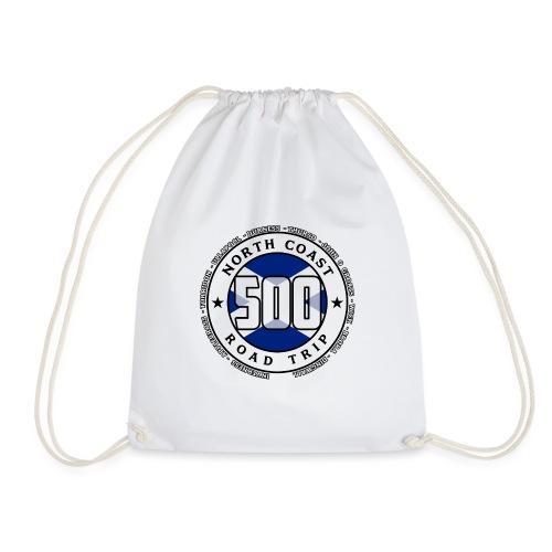NC500 North Coast 500 Gifts - Drawstring Bag