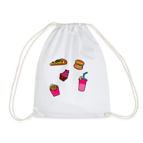 Fast Food Design - Turnbeutel