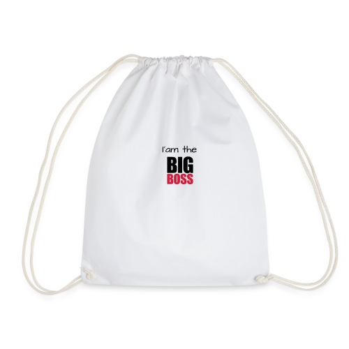 I am the big boss - Sac de sport léger