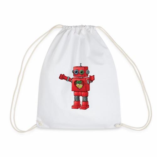 Brewski Red Robot IPA ™ - Drawstring Bag