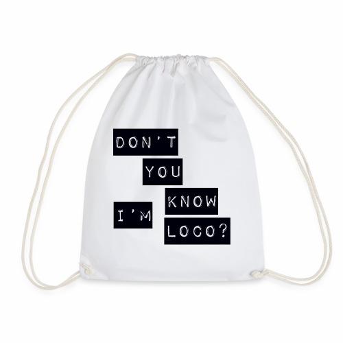 Loco - Drawstring Bag
