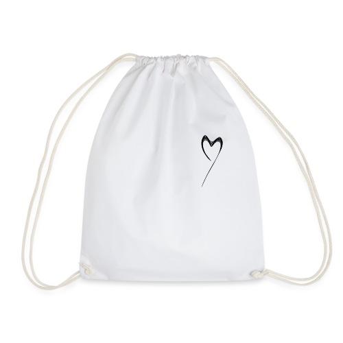 Line Heart - Mochila saco